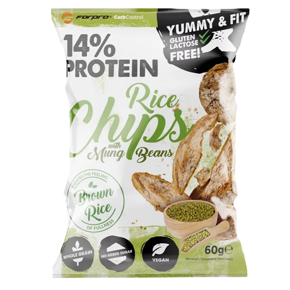 ForPro 14% Protein Rice Chips 60 gr.