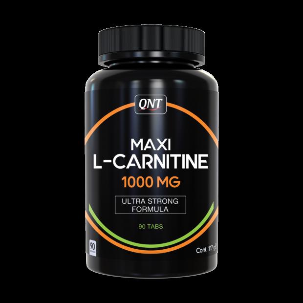 QNT Sport Maxi L-Carnitine 90 tab.