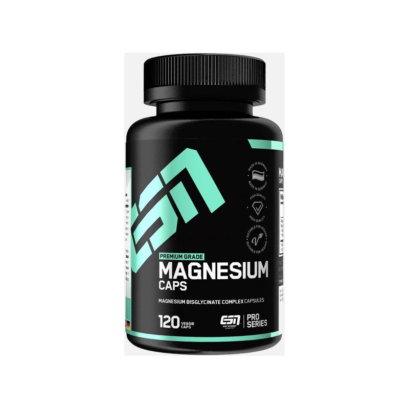 ESN Magnesium Caps 120 kap.