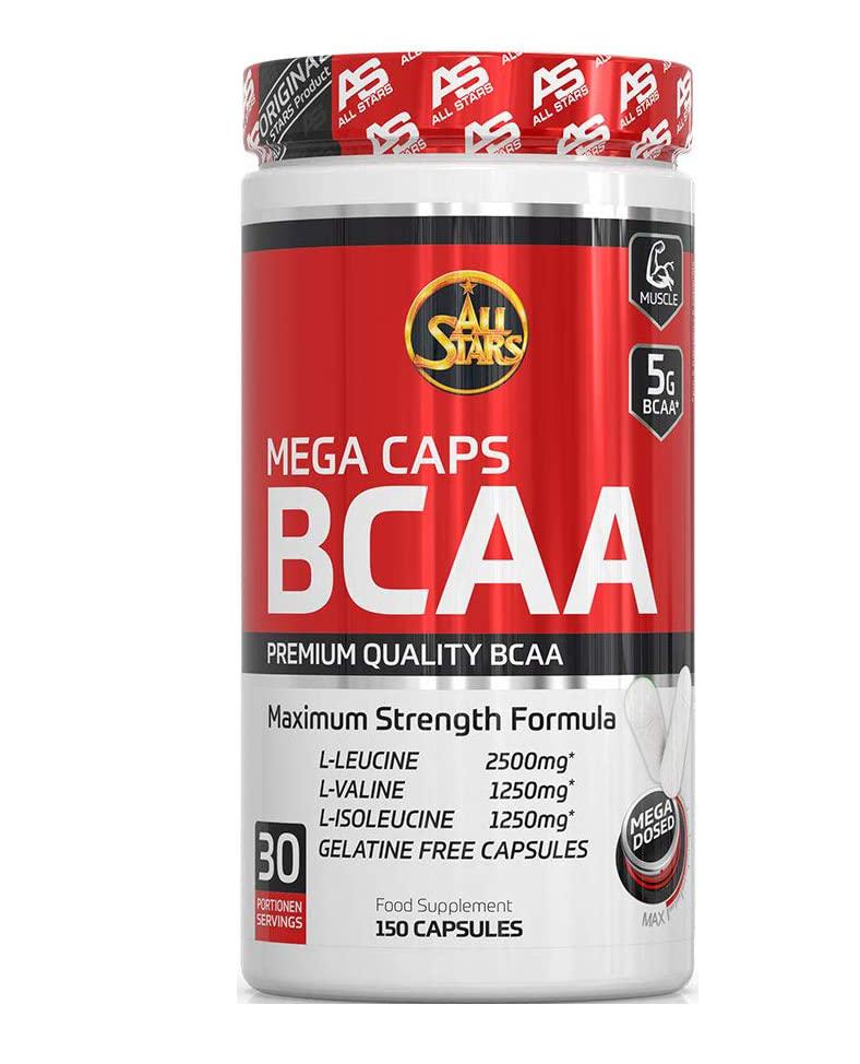All Stars BCAA Mega Caps 150 kap.