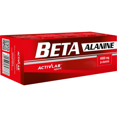 ActivLab Beta Alanine 60 kap.