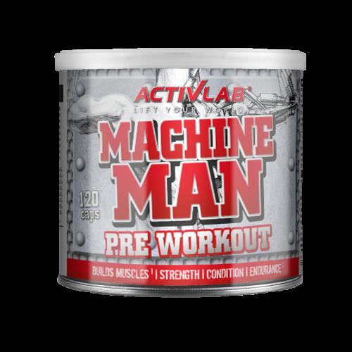 ActivLab Machine Man Pre-workout 120 kap.