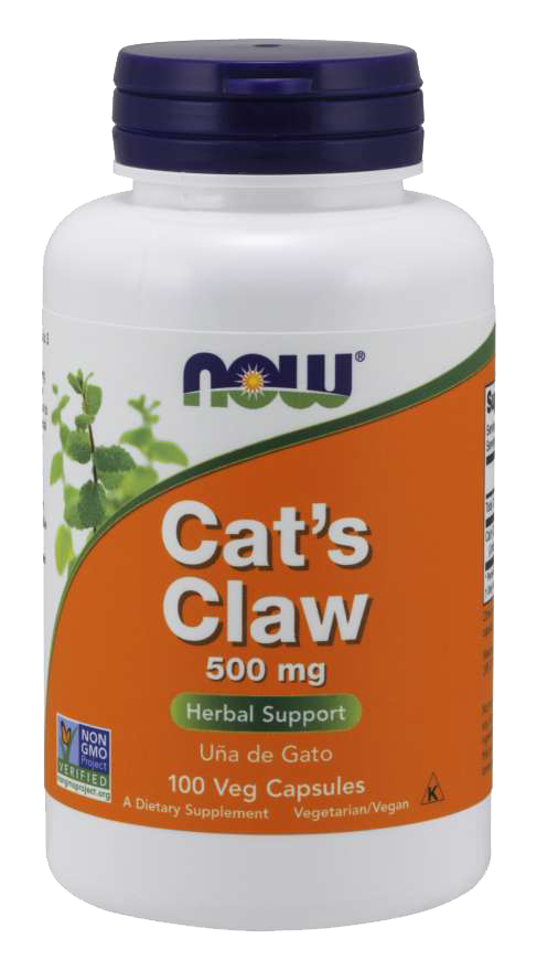 Now Foods Cats Claw 100 kap.