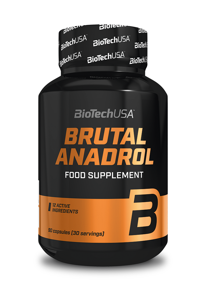BioTech USA Brutal Anadrol 90 kap.