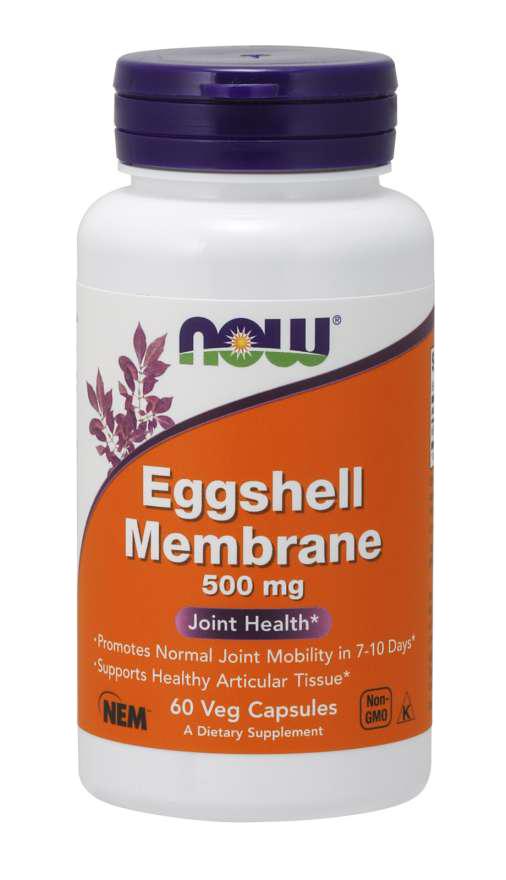 Now Foods Eggshell Membrane 60 kap.