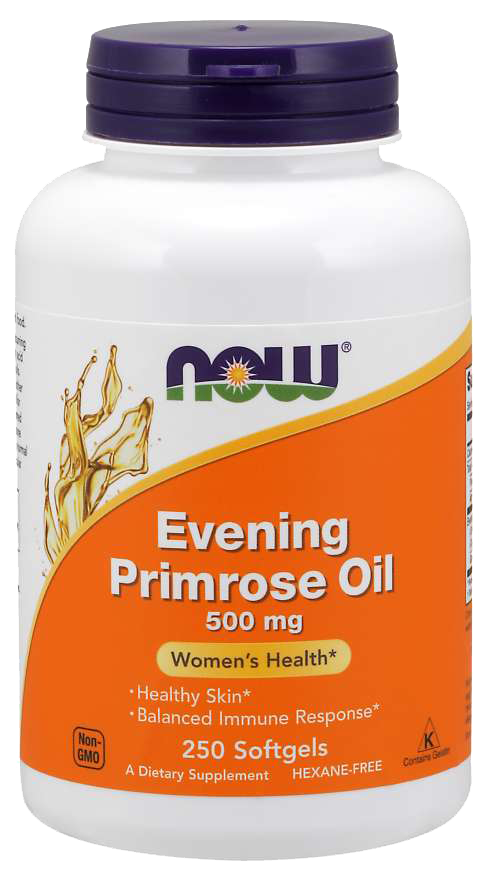 Now Foods Evening Primrose Oil (Ligetszépe olaj) 250 kap.