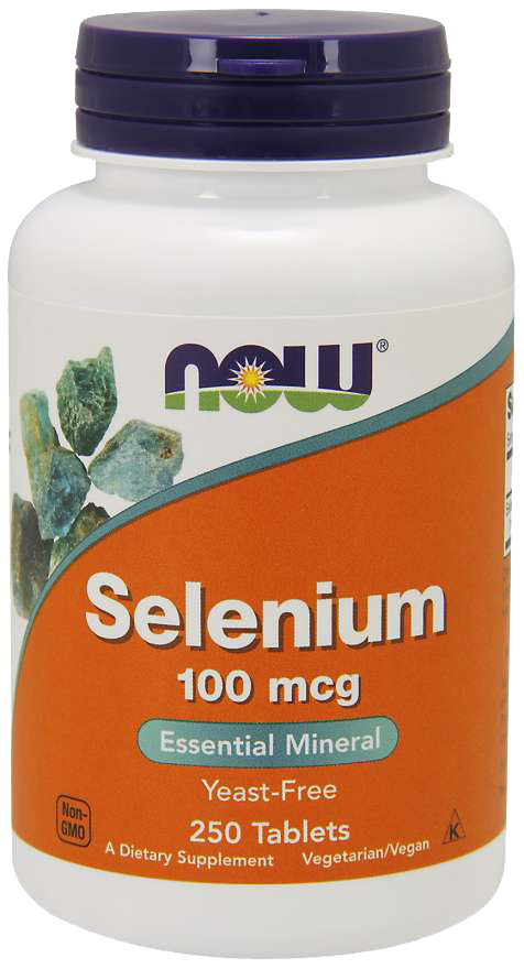 Now Foods Selenium 250 tab.