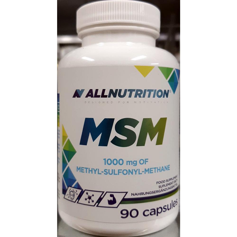 AllNutrition MSM 90 kap.