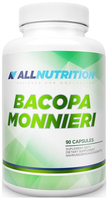 AllNutrition Bacopa Monnieri 90 kap.