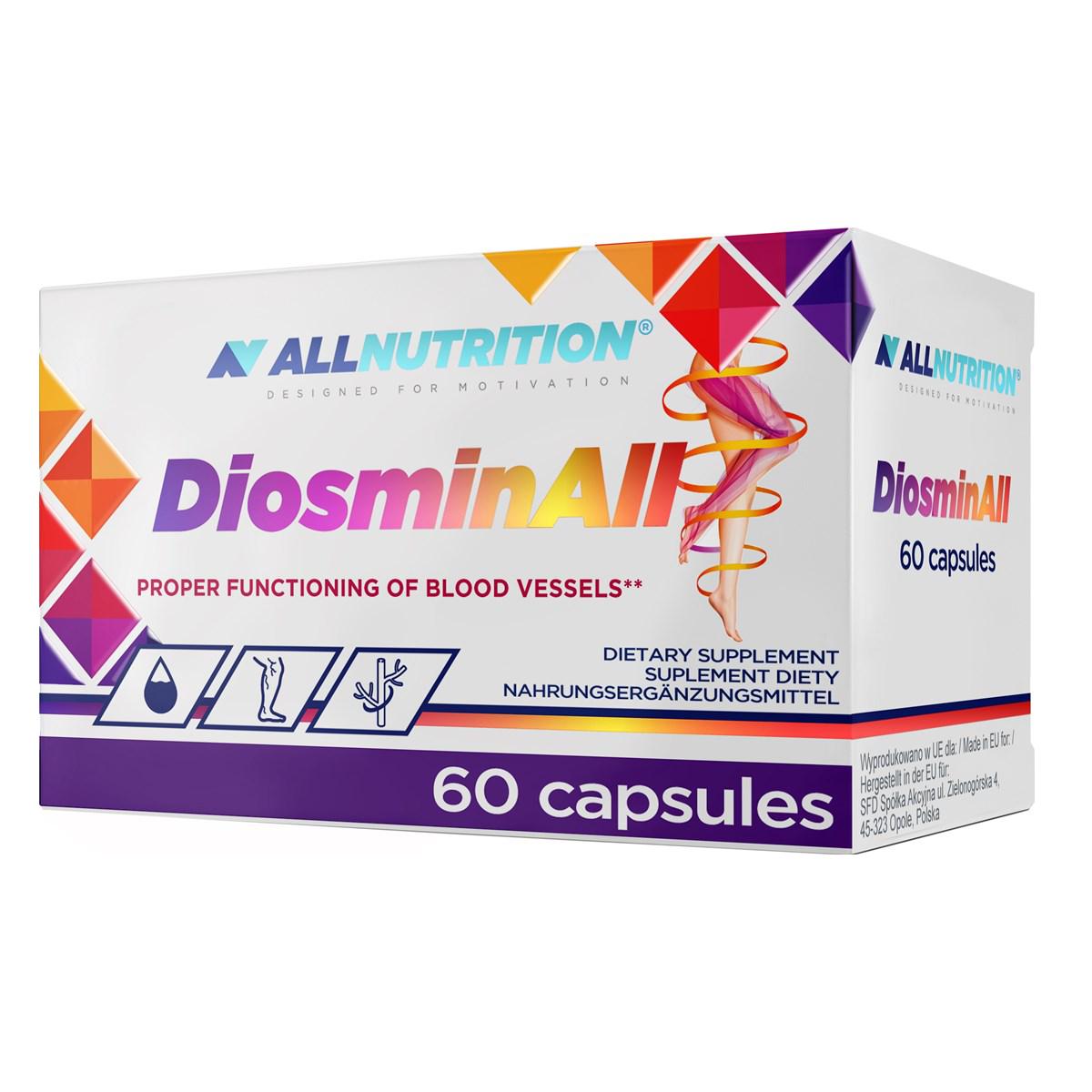 AllNutrition DiosminAll  60 kap.