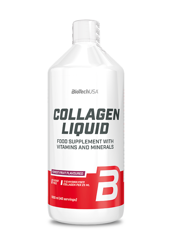 BioTech USA Collagen Liquid 1 lit.