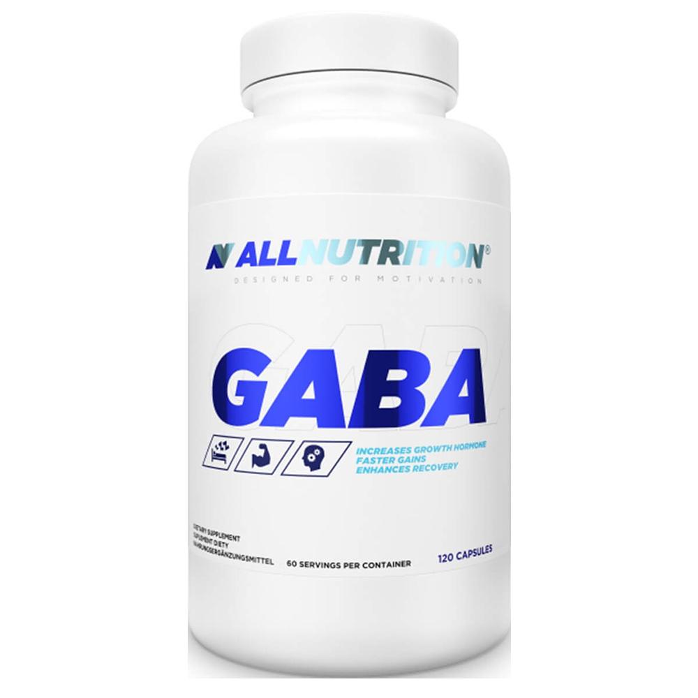 AllNutrition GABA 120 kap.