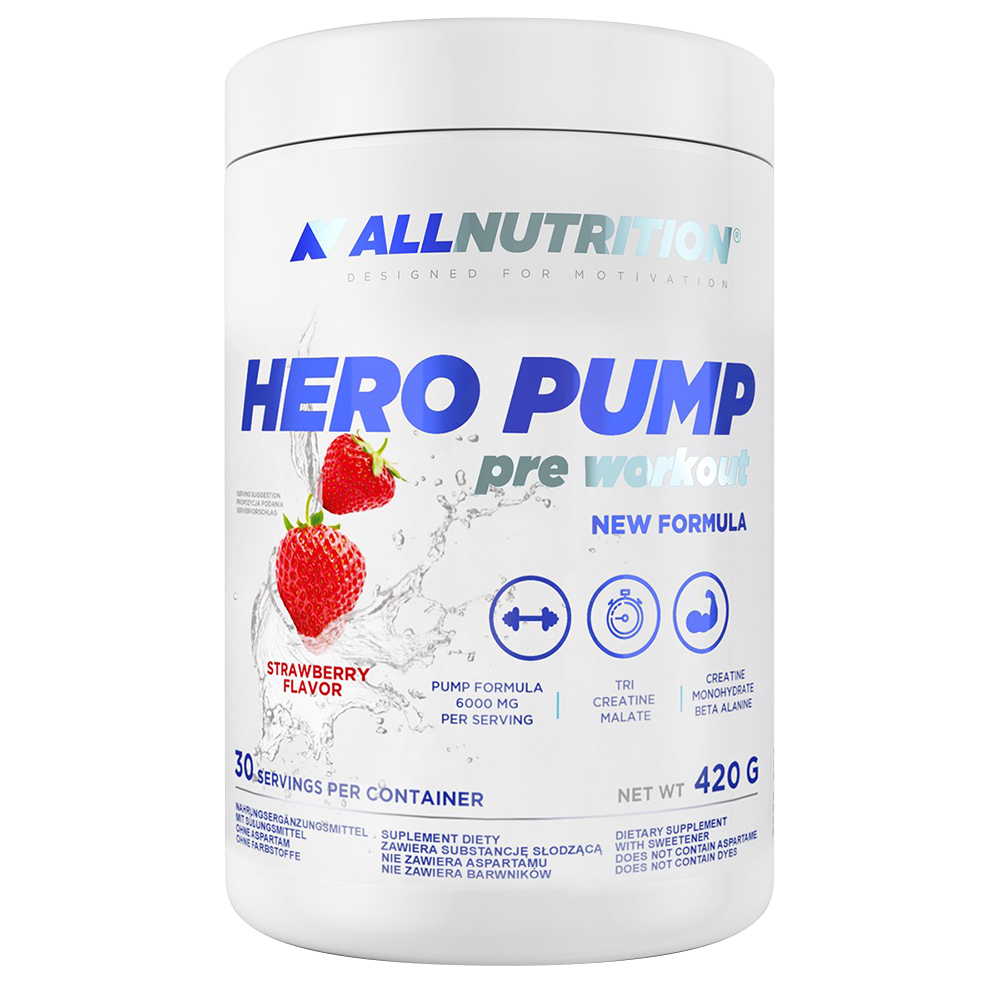 AllNutrition Hero Pump 420 gr.
