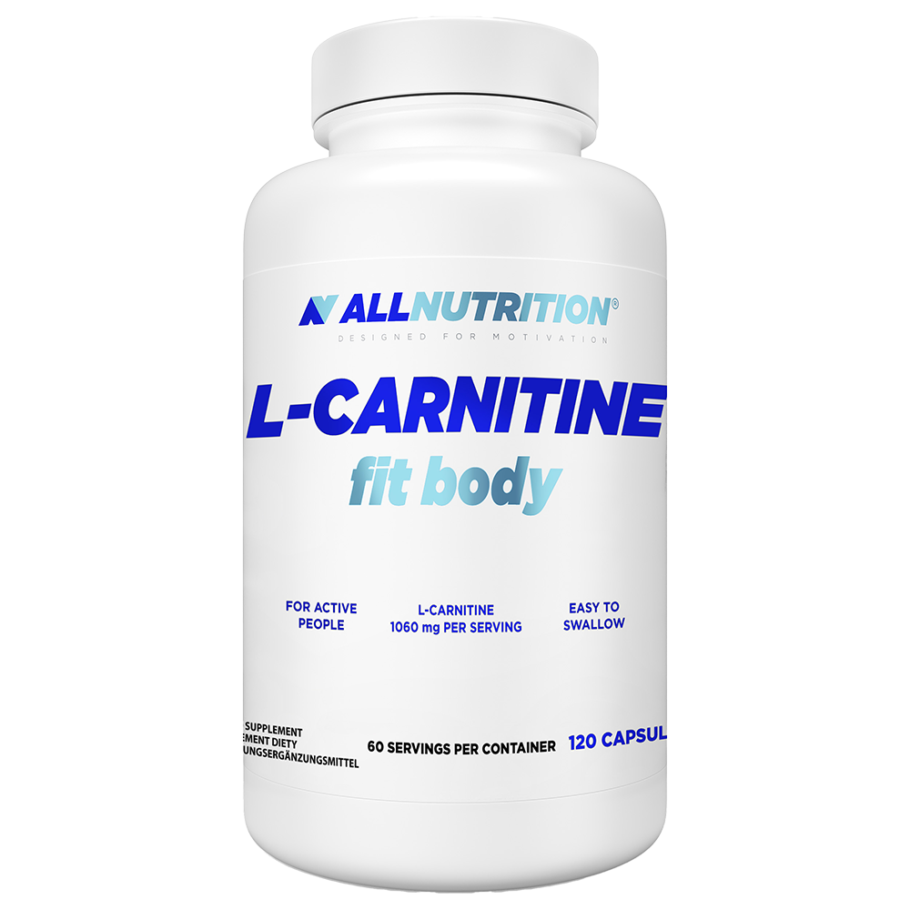 AllNutrition L-Carnitine Fit Body 120 kap.