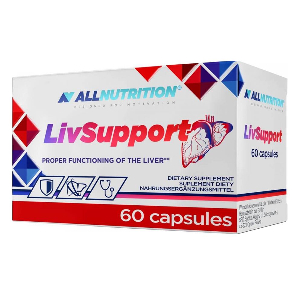 AllNutrition LivSupport 60 kap.