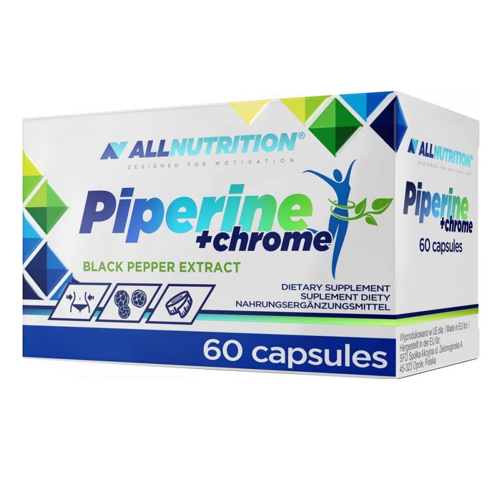 AllNutrition Piperine + Chrome 60 kap.