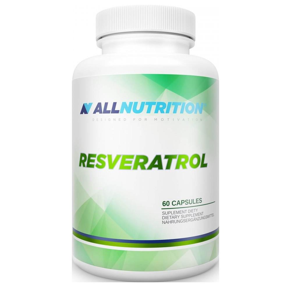 AllNutrition Resveratrol 60 kap.