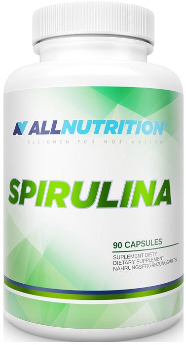AllNutrition Spirulina 90 kap.