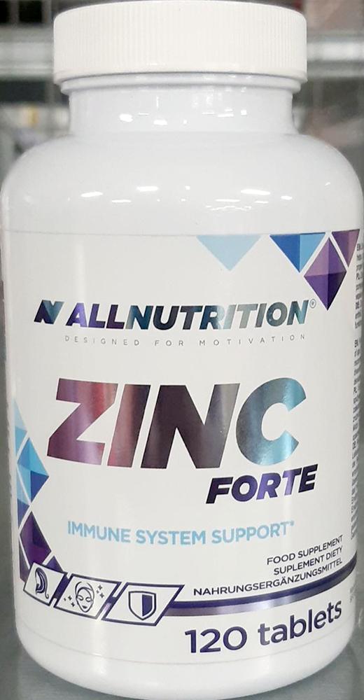AllNutrition Zinc Forte 120 tab.
