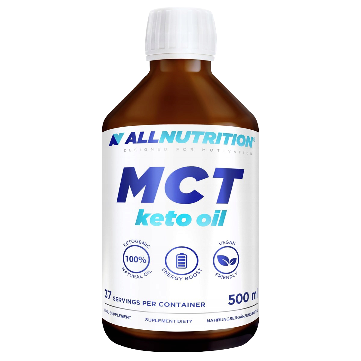 AllNutrition MCT Keto Oil 0,5 lit.