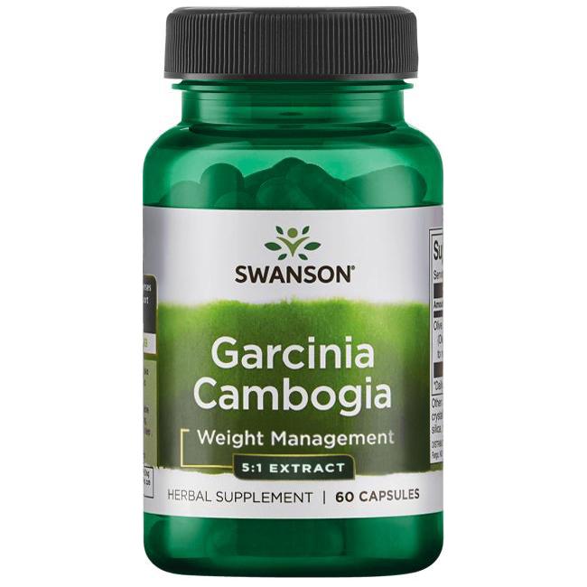 Swanson Garcinia Cambogia 60 kap.