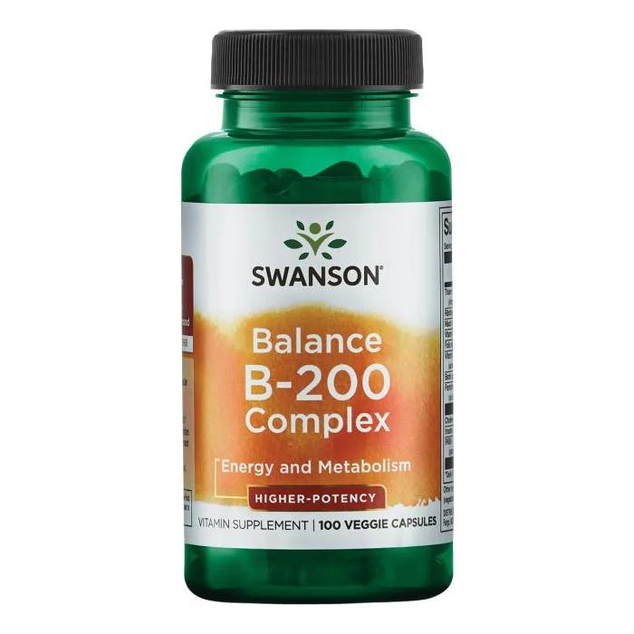Swanson Balance B-200 Complex 100 kap.