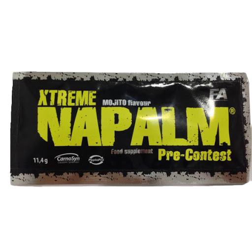 Fitness Authority XTreme Napalm Pre-Contest 11,2 gr.