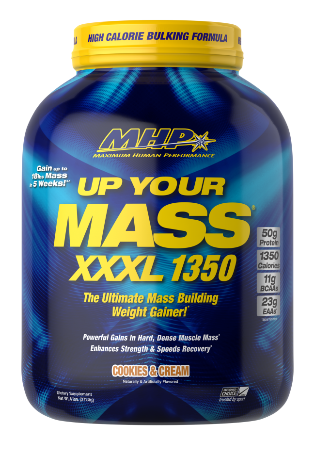 MHP Up Your Mass XXXL 1350 2,5 kg