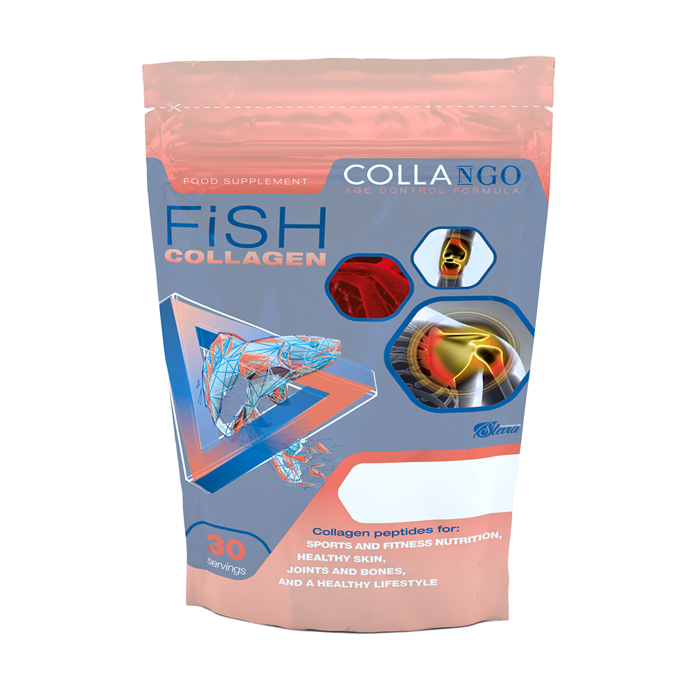MHN Sport Collango Kollagén Fish #