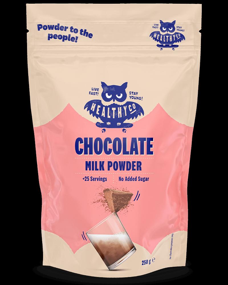 HealthyCO Milk Powder 250 gr.