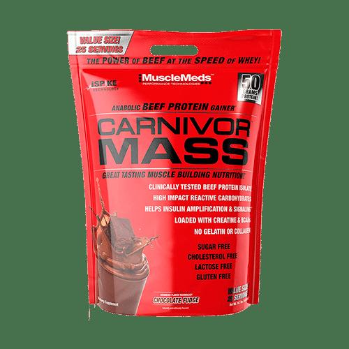 MuscleMeds Carnivor Mass 4,625 kg