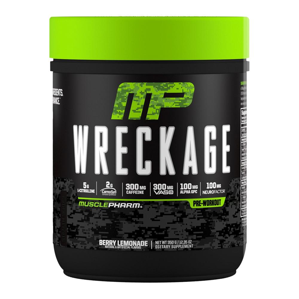 MusclePharm Wreckage Pre Workout 357 gr.