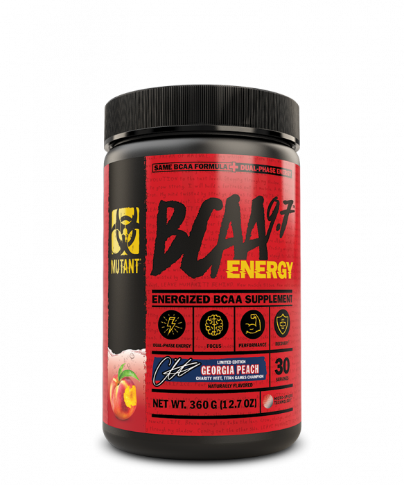 Mutant BCAA 9.7 Energy 360 gr.