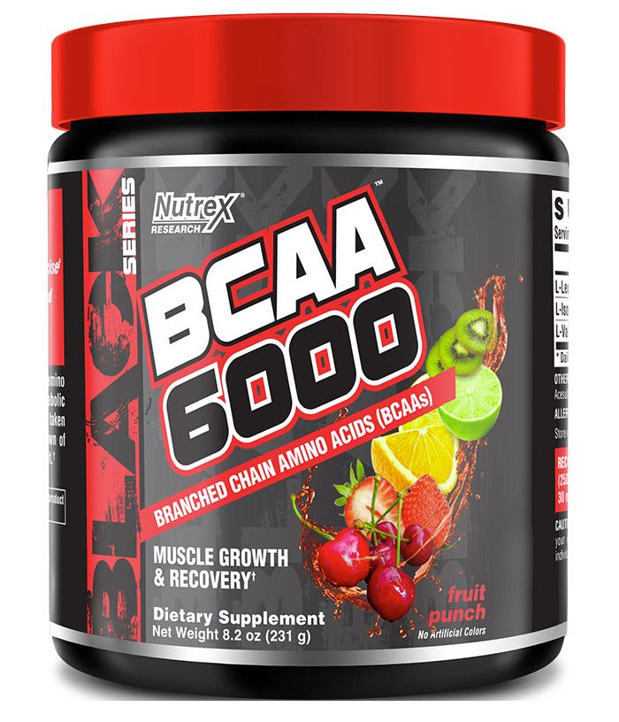 NutreX Research BCAA 6000 255 gr.