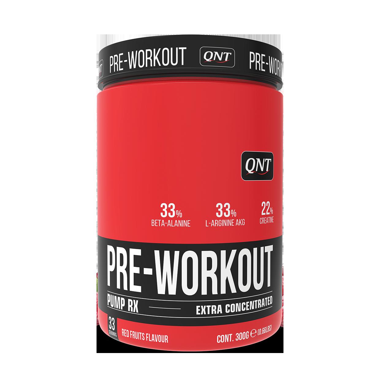 QNT Sport Pre-workout Pump-RX 300 gr.