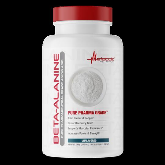 Metabolic Nutrition Beta Alanine 300 gr.