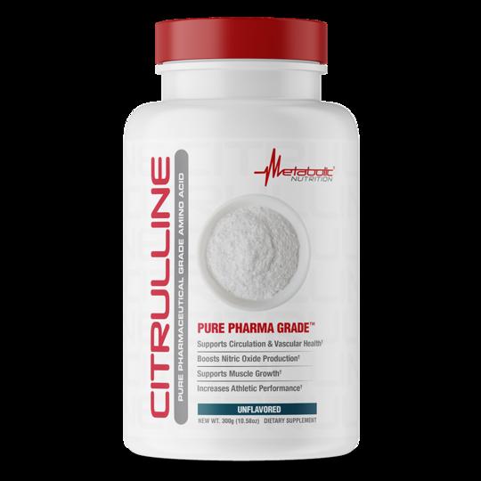 Metabolic Nutrition Citrulline 300 gr.