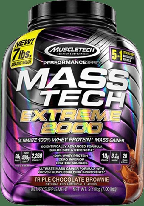 MuscleTech Mass Tech Extreme 2000 3,18 kg