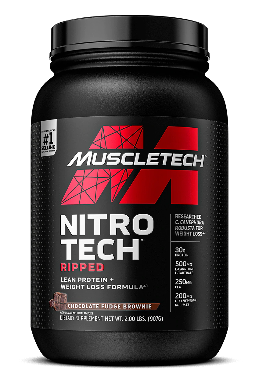 MuscleTech Nitro Tech Ripped 1,8 kg