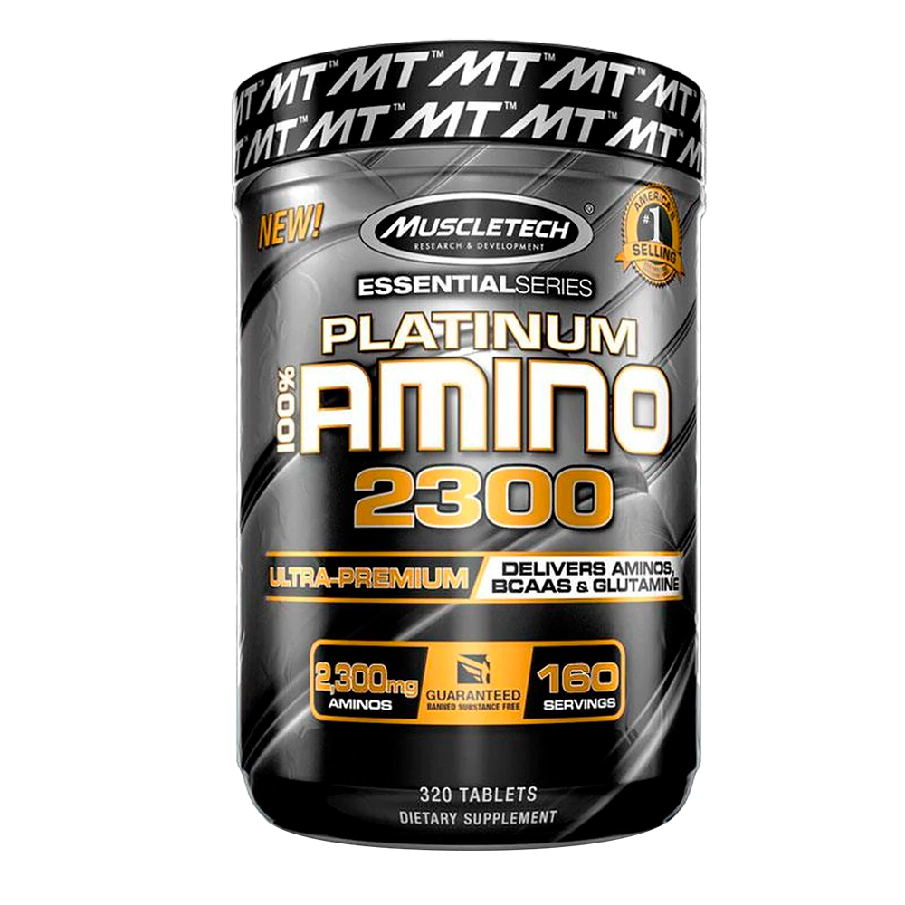 MuscleTech Platinum 100% Amino 2300 320 tab.
