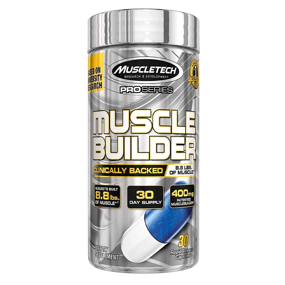 MuscleTech Pro Series Muscle Builder 30 kap.
