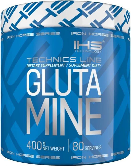IHS Technologies Glutamine 400 gr.