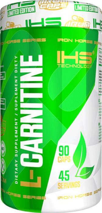 IHS Technologies L-Carnitine 90 kap.
