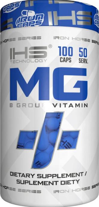IHS Technologies MG Plus 100 kap.