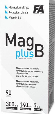 Fitness Authority Mag B Plus 90 tab.