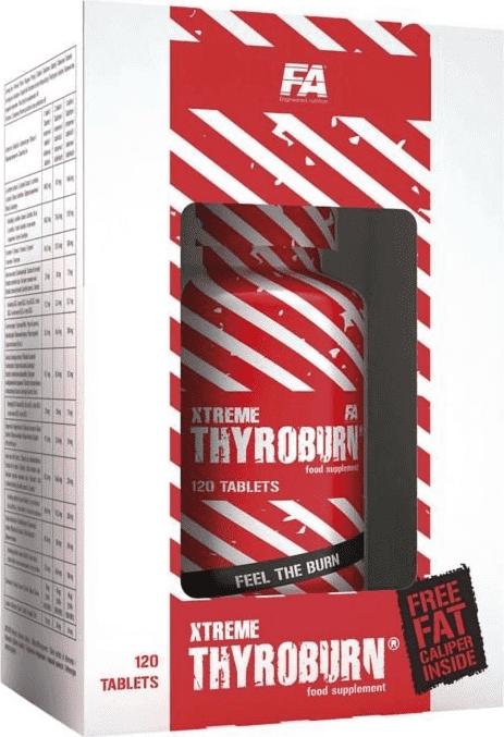 Fitness Authority Xtreme Thyroburn 120 tab.