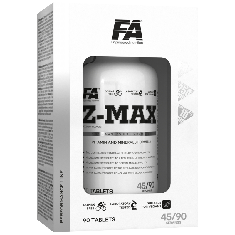 Fitness Authority Z-Max 90 tab.