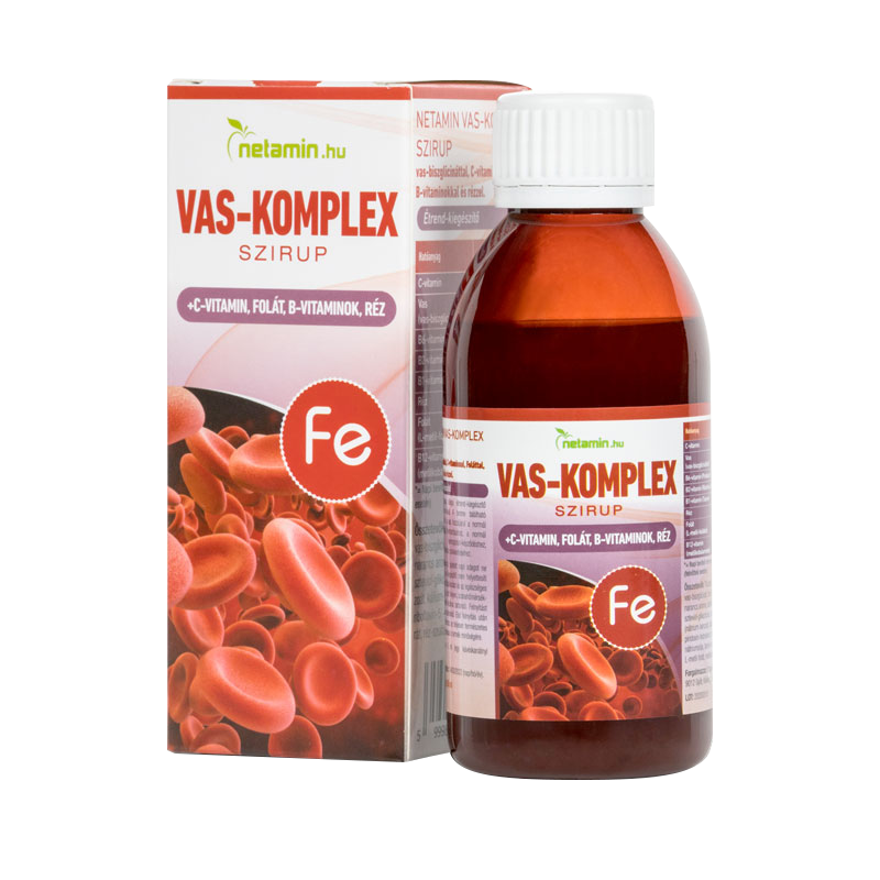 Netamin Vas Koplex 150 ml.