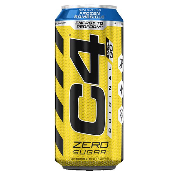 Cellucor C4 Carbonated 473 ml