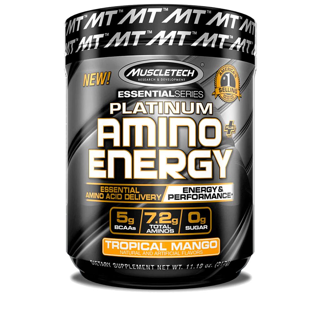 MuscleTech Platinum Amino + Energy 295 gr.